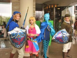 Legend of Zelda ACen 2012 by Teddy-sol