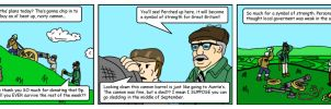 Summer Wine Comic 29 - REPRINT by MST3Claye