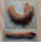 Commission Beast Yarn Tail by Black-Heart-Always