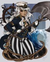 Yes I Am A Pirate, Two Hundred Years Too Late by Marxis