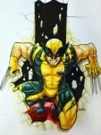 Wolverine Commision by elijahtan