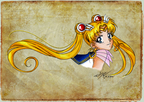 Super Sailor Moon by Emilia89