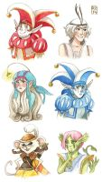 Genderbend! Child of Light: Guardians of Lemuria by rainbow-zebra23