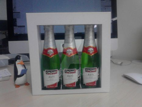 Cinzano 3 Pack by elChaMucO