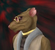 Rat Bard by VK-XIII