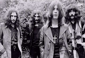 Black Sabbath 1970 #2 by TonySabbath666