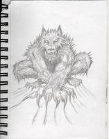 Lycan by JoriV