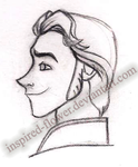 Prince Hans of the Southern Isles - quick sketch by inspired-flower
