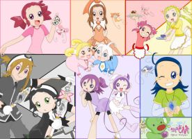 Zutto ojamajo doremi Wallpaper by KamE-pig