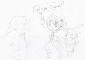 Epic Buddys - doodle by Brixyfire