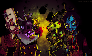 The Walking Scientists by Loukho