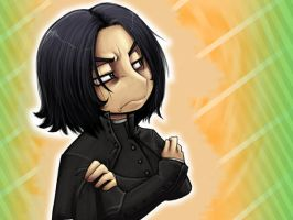 Snape Desktop by CASPeR3