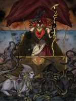 The Chariot by hypernosis