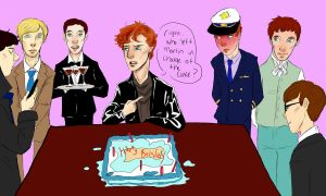 Happy Birthday, Benedict by xxxMrsToddxxx