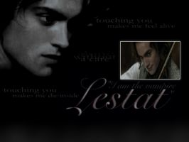 I am the vampire Lestat by ThePhantomsAngel