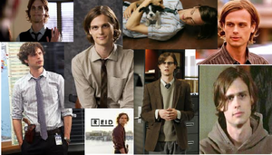 Spencer Reid Wallpaper by xion-roxas