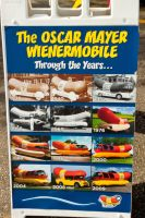 Wienermobile Through the Years by ShawnHenry