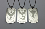 Go Team Pendants by SilverSlinger