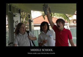 Middle School by SquishyPandaPower