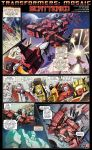 Scattered by Transformers-Mosaic