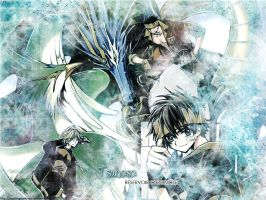 Tsubasa Reservoir Chronicle by BeatingDarkness