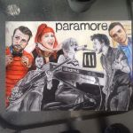 Paramore drawing by MelieseReidMusic