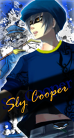 Anime Sly Cooper by LadyIssa07