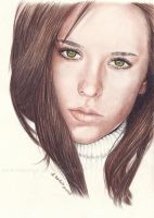 Jennifer Love Hewitt by WitchiArt