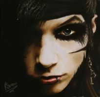 Andy BVB by Raygunwilldance4hugz
