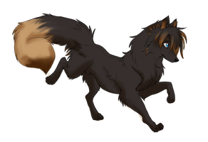 Wolf auction CLOSED! by AddyAdopts