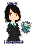 Pottermore ID for Rei by ayochan