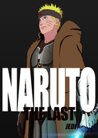 Naruto The Last ... Jedi by UnreaLPiXel