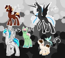 Pony Point Designs :closed: by theperfecta