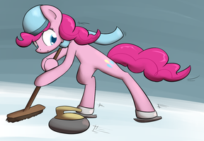 Currently Curling - NATGIV Day 9 by Whatsapokemon