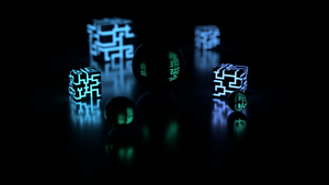 Data Cubes by TwentyPeeps