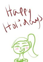 Happy Holidays!!! by pixie-tree