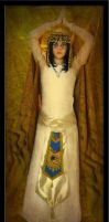 Ancient Egyptian costume by ThreeRingCinema