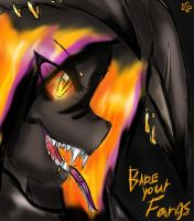 Bare. Your. Fangs by flaredrake20
