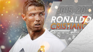 Wallpaper Ronaldo 2016 by Badr-DS