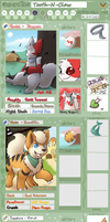 Team Tooth n Claw App 2 by Tenchi-Outsuno