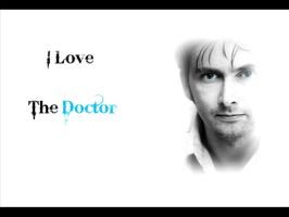 I Love The Doctor by redwaterlilychild