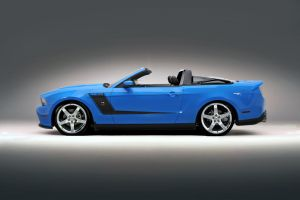 Convertible Roush 427R by lovelife81