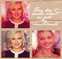 ~They don't know about us PSD by SmileLovato