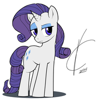 Rarity by Dreatos