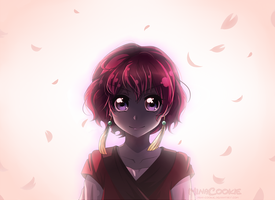 Akatsuki no Yona - Yona by Mina-Cookie