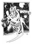Adam Strange by deankotz