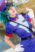 Officer Jenny by Lie-chee