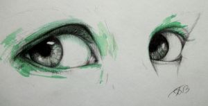 eyes by Lera1412