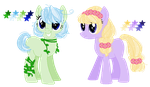 Nature Ponies Auction .:OPEN:. by MyLittleAdopts