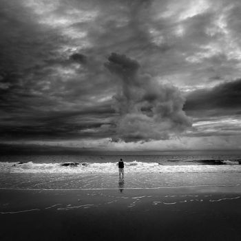 A great moment of loneliness by laurentdudot